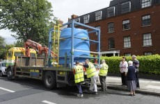 Dublin water disruption: Tests show 'improvement' in supply