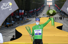 Sam Bennett to 'go back home' to lead Bora-Hansgrohe