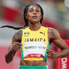 Jamaican sensation Thompson-Herah wins 200m to seal Olympic 'double-double'