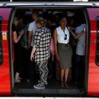 Olympic Tube stations hit by cleaners strike