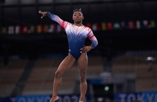 'What Simone Biles has done is say, 'No, you stand up for yourself and say I'm struggling''