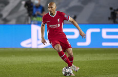 Fabinho signs long-term contract with Liverpool