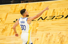 Curry to stay with Warriors as Carmelo joins LeBron: reports