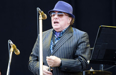 Van Morrison drops legal challenge to live music ban in Northern Ireland