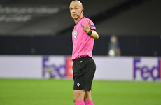 Referee Anthony Taylor: Kjaer and medics 'real heroes' after Christian Eriksen collapse