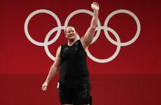 Transgender lifter Laurel Hubbard retires after Olympic debut