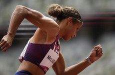 McLaughlin smashes world record in epic women's 400m hurdles final