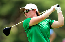 Steady start for Leona Maguire as women's golf competition gets underway