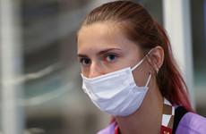 Belarus athlete lands in Vienna, as husband offered humanitarian visa by Poland