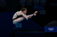 Dream debut as Ireland's Tanya Watson books place in Olympic diving semi-final