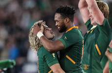 Injury to tactical chief De Klerk is a huge blow for the Springboks