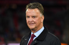 Van Gaal comes out of retirement to be appointed Netherlands boss for the third time