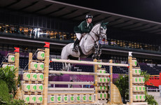 Cian O'Connor narrowly misses out on medal jump-off in Olympic showjumping final
