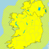 Nationwide thunderstorm warning issued for tomorrow