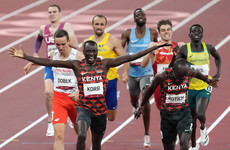 Korir and Rotich lift Kenyan Olympics gloom with one-two in 800m