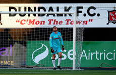 Learning from Italy hero Donnarumma, Dundalk goalkeeper hoping for similar impact in Europe