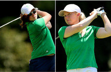 Maguire and Meadow both in tie for 11th after strong second rounds at the Olympics