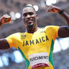Parchment wins men's Olympic 110m hurdles gold and US relay woes strike again