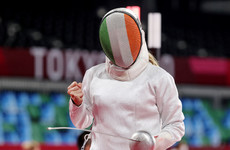 Natalya Coyle in joint-third after excellent fencing round in Olympic Pentathlon