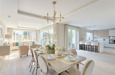 Luxury homes with a stylish interior fitout in Foxrock from €560k