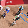 Mark Downey tunes up for madison bid with 17th-place finish in the omnium
