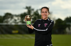 Wexford Youths captain's stunning form recognised with Player of the Month award