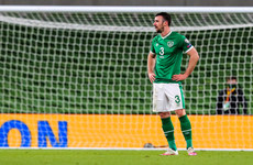 Stevens yet to return to full training as Ireland World Cup concern mounts
