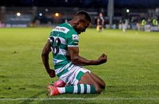 17-year-old Aidomo Emakhu the hero as Shamrock Rovers finally see off Teuta of Albania