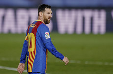 The key questions around the future of Lionel Messi