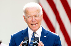 Visitors from Hong Kong can have refuge in US for 18 months, says Biden
