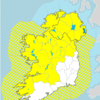 Thunderstorm and rain warning issued for 23 counties
