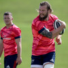 RG Snyman returns to Munster to continue rehab programme