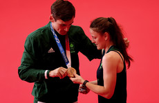 'I would cut this medal in half for her': The week in quotes