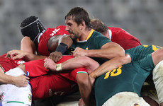 'If the Lions want to play touch rugby that would be nice for us'