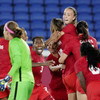 Canada edge Sweden on penalties to win Olympic football gold