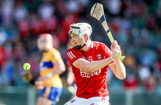 Kingston drops to bench for Cork as Carey starts All-Ireland semi-final for Kilkenny