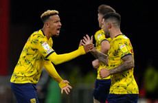 Irish duo O'Shea and Robinson combine to secure season opener draw for West Brom