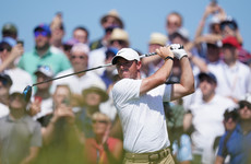Encouraging second rounds for McIlroy and Lowry as English leads at St Jude Invitational
