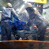 Man held after 10 passengers stabbed on Tokyo train