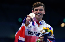 Tom Daley adds individual 10m platform bronze to synchronised gold