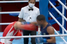 Brazilian middleweight steals gold medal with stunning late KO of world champion