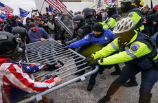 Man pleads guilty to assaulting officer during US Capitol riot