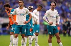 Grealish's Man City debut spoiled as Leicester win Community Shield