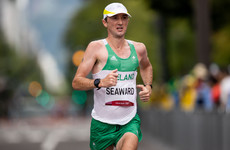 Kevin Seaward finishes 58th while Paul Pollock takes 71st in gruelling Olympic marathon