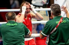 Olympic breakfast: Kellie Harrington wins gold for Ireland