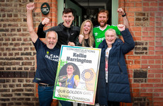 Joyous celebrations as Kellie Harrington crowned Olympic champion