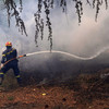 Reinforcements called in as Greece continues to battle huge wildfires