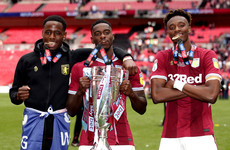 Axel Tuanzebe returns to Aston Villa on loan from Manchester United
