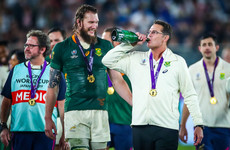 Munster's Snyman to re-join Springboks for the Rugby Championship