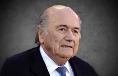 Ex-Fifa boss Blatter meets Swiss prosecutor in payment probe